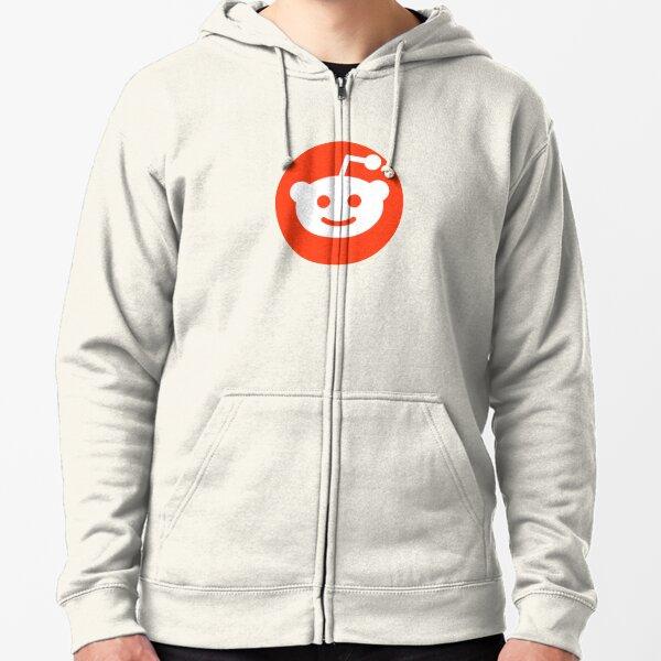 Reddit Zipped Hoodie