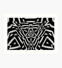 Zone In_ Art Print
