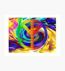Peace and Harmony Art Print