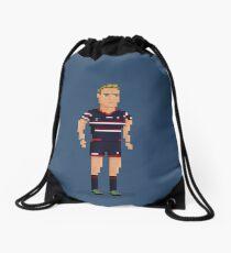 Chris Eagle Drawstring Bag