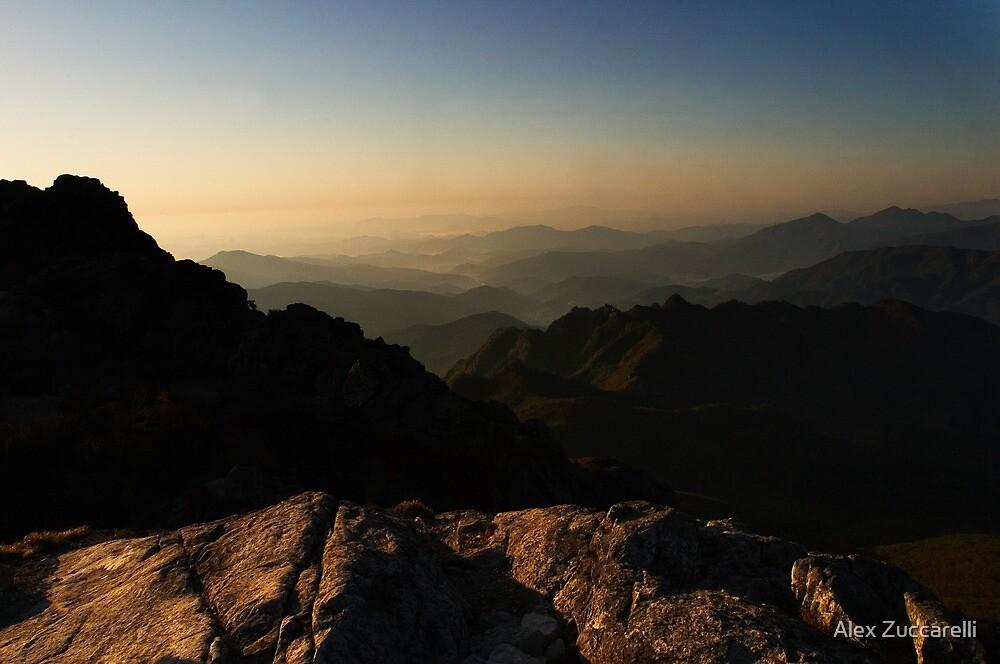 Morning Breaks - Gayasan National Park, South Korea by Alex Zuccarelli