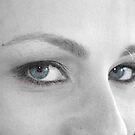 eyes of beauty by Scott Curti