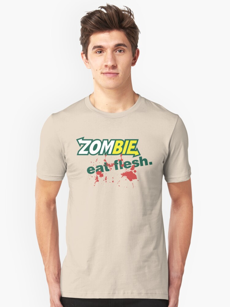 Zombie: Eat Flesh! by nickwho