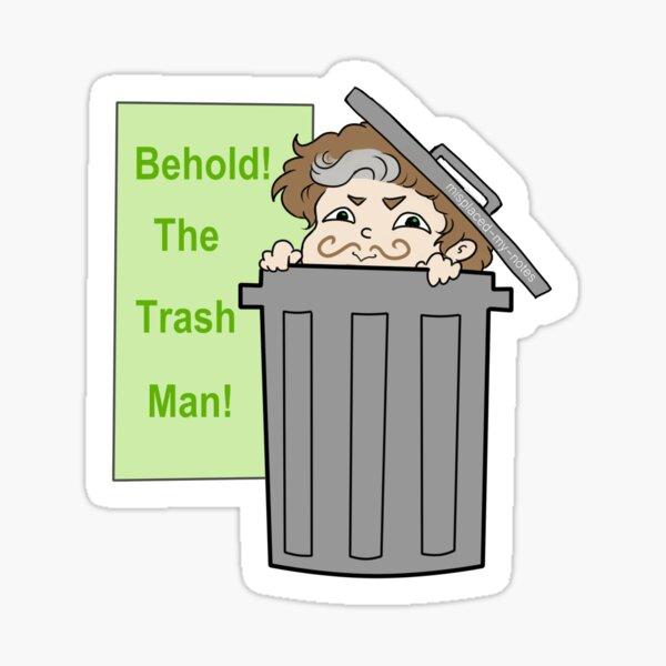 Remus Sanders Sticker