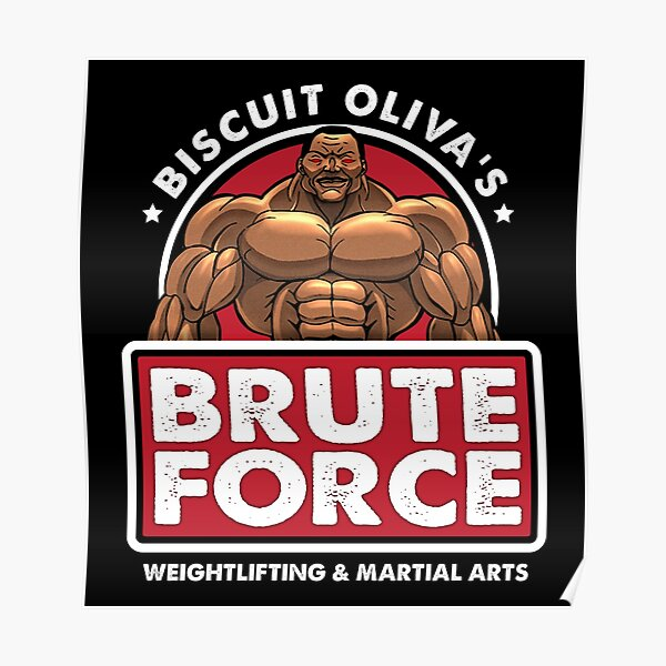 Force brute Poster