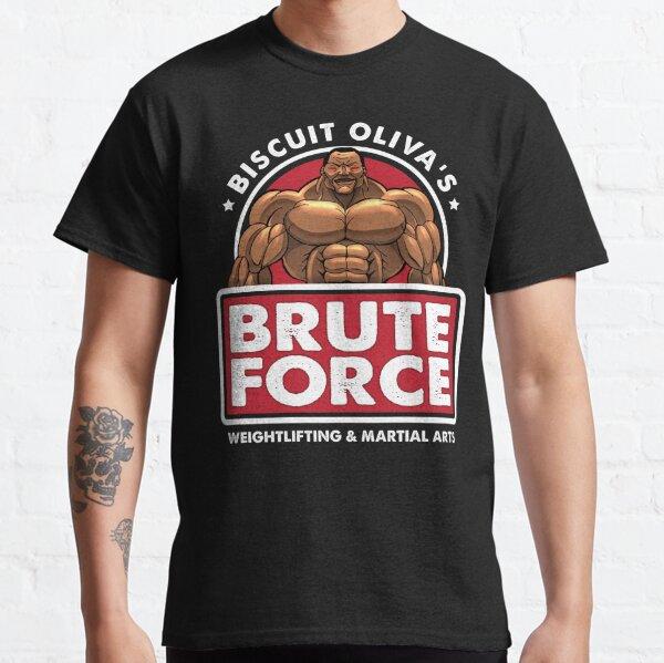 Force brute T-shirt classique