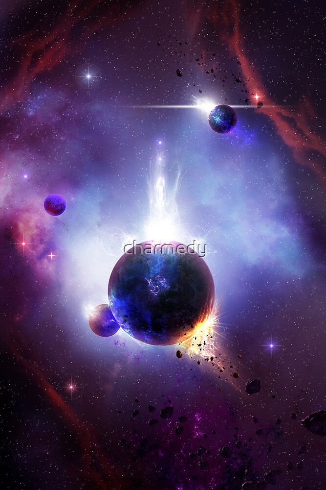Inner Space by charmedy
