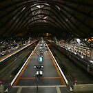 beneath. southern cross station, melbourne by tim buckley | bodhiimages