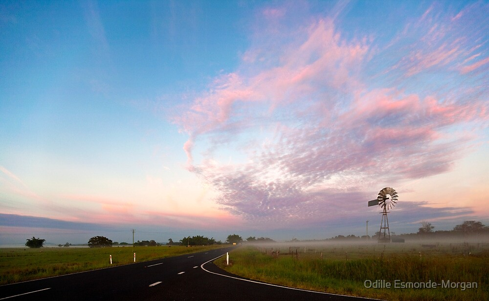 The Road to Morning by Odille Esmonde-Morgan