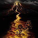 The Dark Side of Aquarius  by versionsofme