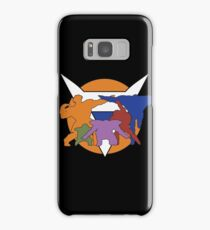Ginyu Force Pose and Logo (Dragonball Z) Samsung Galaxy Case/Skin