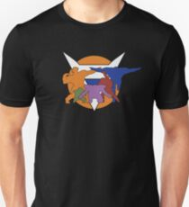 Ginyu Force Pose and Logo (Dragonball Z) T-Shirt