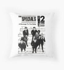 A Message to you Rudy Throw Pillow