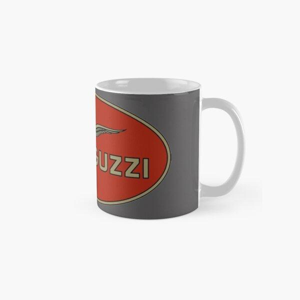 Moto Guzzi Retro Logo Classic Mug