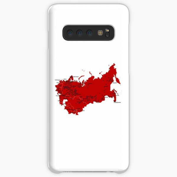 Locations of Gulag camps (1929-1953) Samsung Galaxy Snap Case