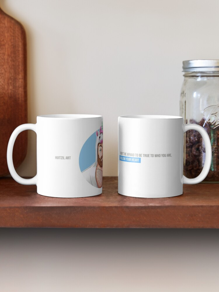 Alternate view of Express yourself Mug
