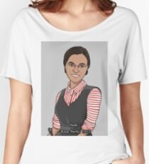 Rosa Parks - Nah Women's Relaxed Fit T-Shirt