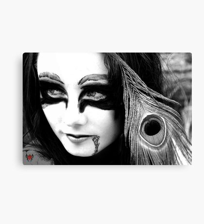 Seen it before, if seeing is believing Canvas Print