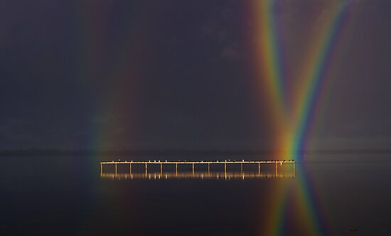 """Perched At Rainbows Crossing"" by Phil Thomson IPA"