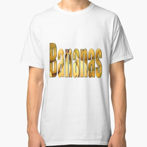 Bananas Classic T-Shirt