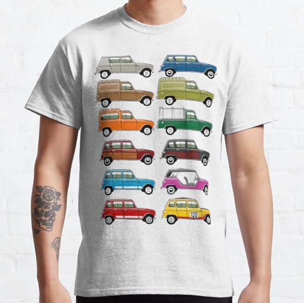 Renault 4 Classic T-Shirt