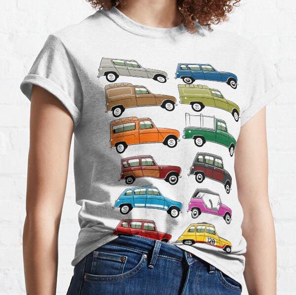 Renault 4 Classic T-Shirt