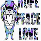 Hope Peace & Love by Lighthouse Project
