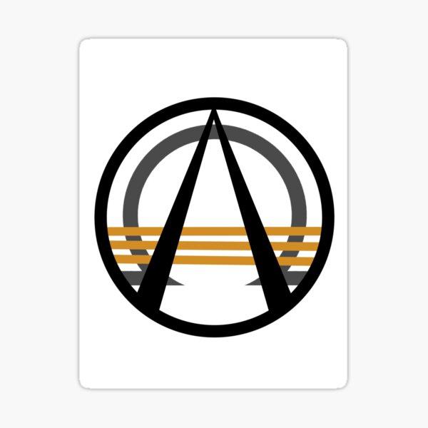 Arcturian Emblem Sticker