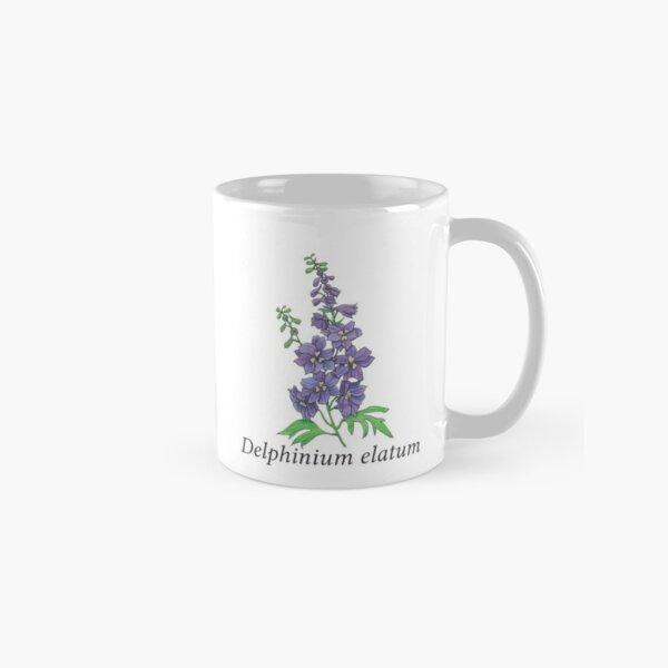 Delphinium elatum Classic Mug