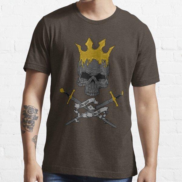 Game of Crossbones Essential T-Shirt