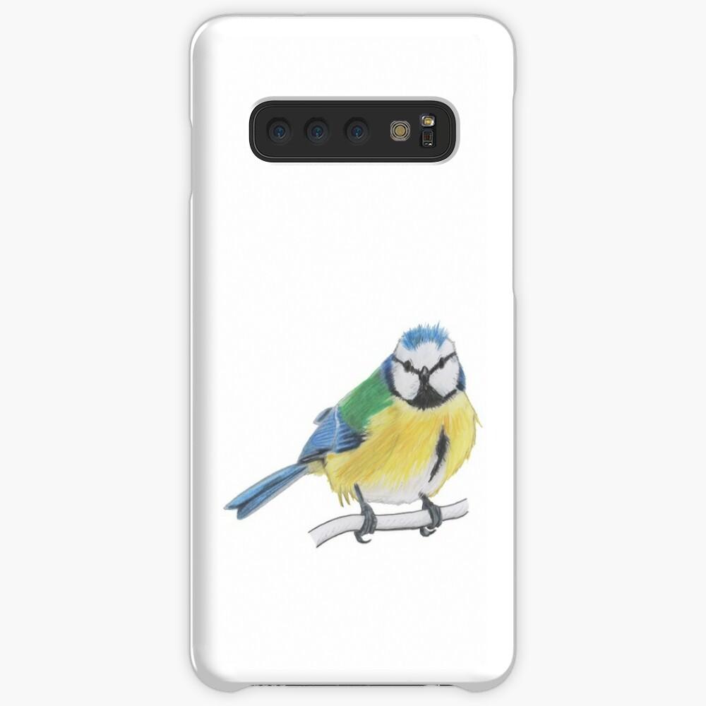 Bluetit 2/4 Case & Skin for Samsung Galaxy