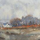 Scottish Watercolours - Sam Austrin-Miner by Sam Austrin-Miner