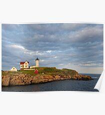 Nubble Lighthouse, Cape Neddick Poster