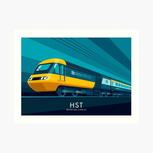 HST  Art Print