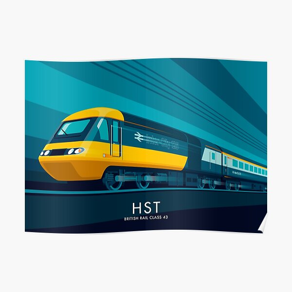 HST  Poster