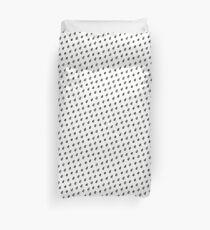 Pipas (Sunflower seeds pattern) Duvet Cover