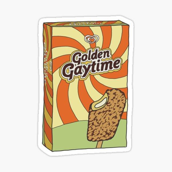 Golden Gaytime! Sticker