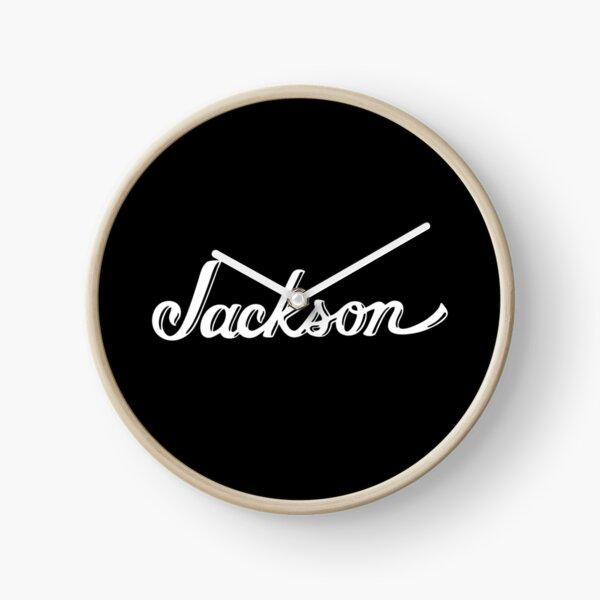 Best Seller - Jackson Guitars Merchandise Clock