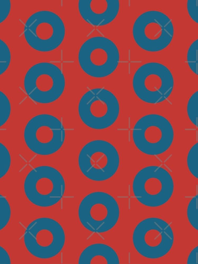 Clone Fishman Donuts - Phish - inverted by AllyFlorida