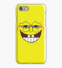 High Spongebob iPhone Case/Skin