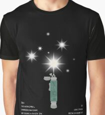 Happiness in the darkest of times Graphic T-Shirt