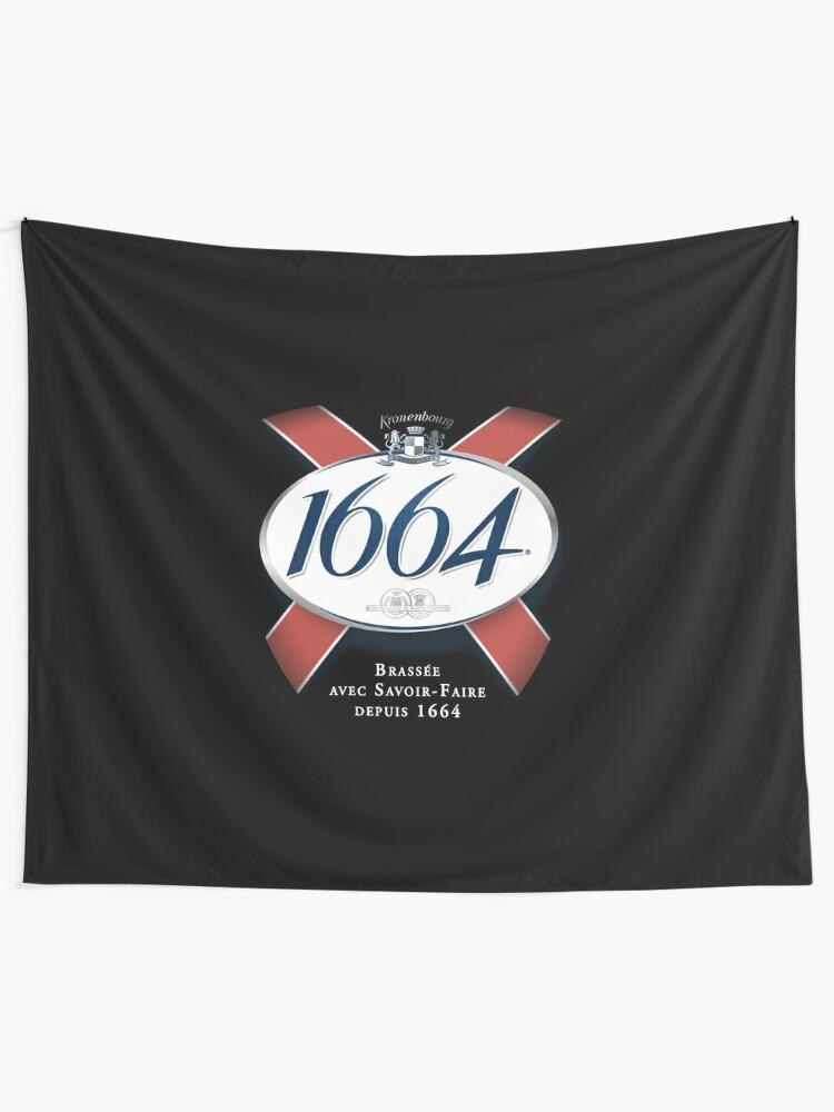 Kronenbourg 1664 Flag