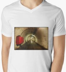 Greenwich to Woolwich iii Men's V-Neck T-Shirt