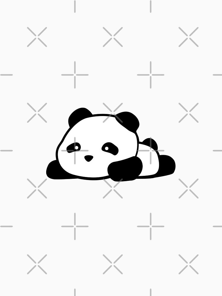 «Panda kawaii» par t335