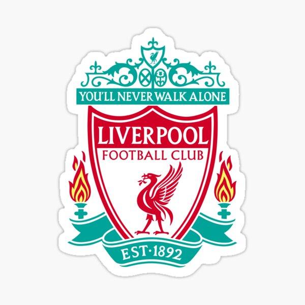 Liverpool clock Sticker