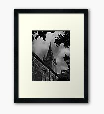 Mither Kirk Framed Print