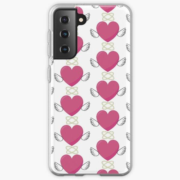 Heart Angel  Samsung Galaxy Soft Case