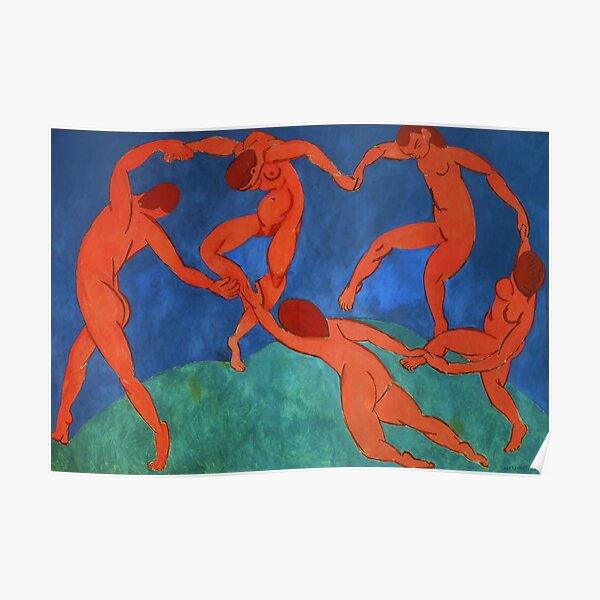 Matisse - Danse (La Danse) Poster