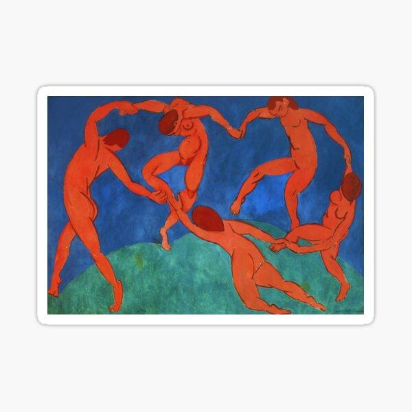Matisse - Dance (La Danse) Sticker