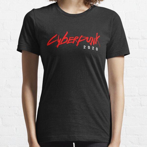 Cyber flashback T-shirt essentiel